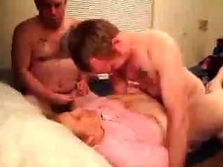 Grown up amateur housewife hardcore with facial cumshot