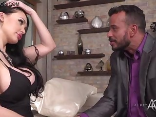 Aletta Ocean takes it in chum around with annoy butt - alettAOceanLive