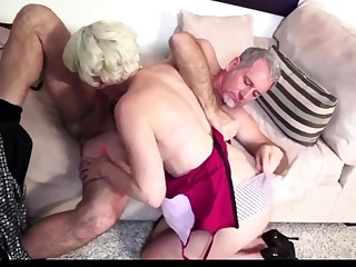 Chubby ass mature unprofessional anal increased by lovely