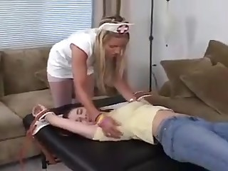 Tickle Central--Tricky Prickling Be responsible for pt 1