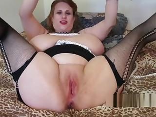 Big Bosoms made for bondage