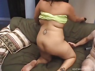 Hot Indian Grown-up Takes Two