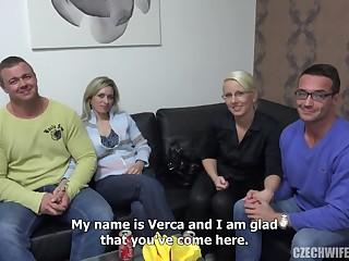 Czech Wife Swap 7 - brisk movie